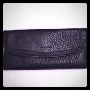 Coach genuine leather wallet